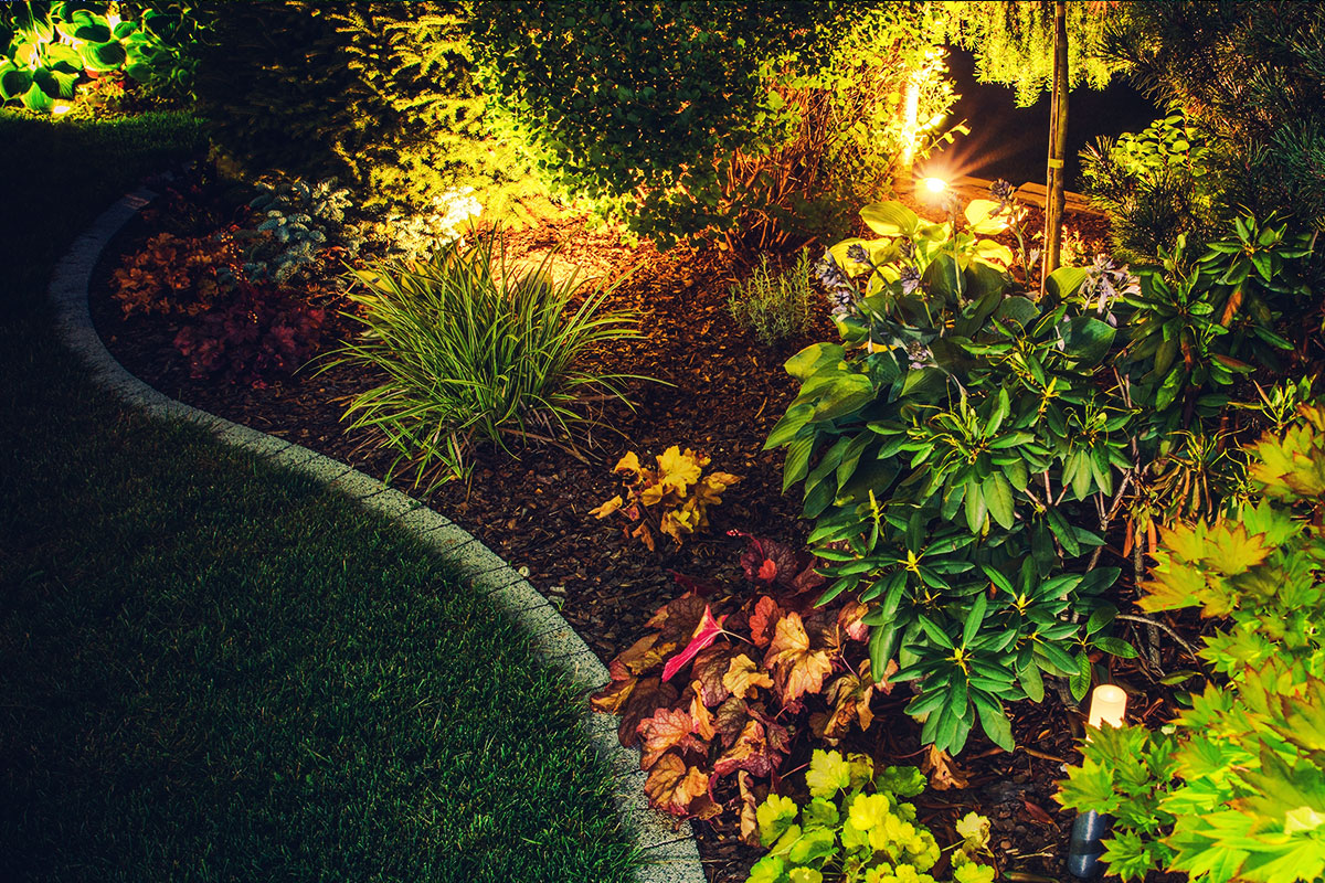 Garden Lighting Orpington