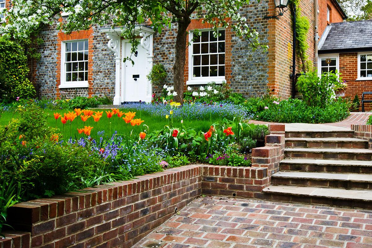 Garden Wall Orpington